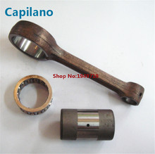 motorcycle crankshaft crank rod / connecting rod / conrod AN125 for Suzuki scooter 125cc AN 125 engine parts