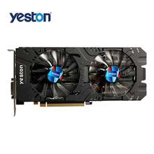 Buy New Arrival Yeston Radeon RX570 4G GDDR5 Graphics Card 256bit 2048 Units 1244MHz Core Clock Dual Silent Temperature Control Fans for $553.77 in AliExpress store