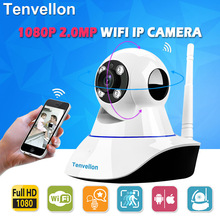 1080P IP WIFI Camera 2.0MP Wireless Surveillance Camera Security Smart Camera Motion Detection IR SD Card Wi-Fi Baby Monitor