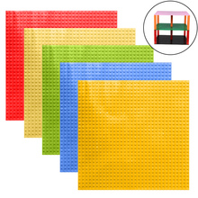 Double Side Base Plate Small Bricks Baseplates 32*32 Dots DIY Building Blocks Compatible Lego Major Brand - Shop3224025 Store store