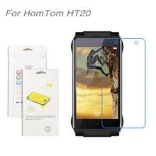 HomTom HT20,3pcs/lot High Clear LCD Screen Protector Film Screen Protective Film Screen Guard HomTom HT20