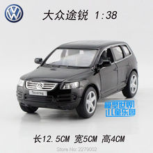 KINSMART Die Cast Metal Models/1:38 Scale/2003 Volkswagen Touareg toys/for children's gifts or for collections