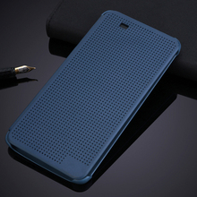For HTC Desire 830 A56 628 728 D728w 828w Flip Case Cover Soft Silicone Cover Optional