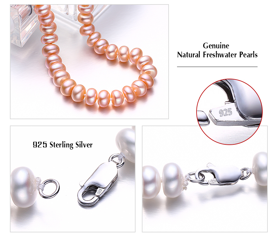 HTB1WUuFef2H8KJjy1zkq6xr7pXa0 - White Natural Freshwater Pearl Necklace For Women 8-9mm Necklace Beads Jewelry 40cm/45cm/50cm Length Necklace Fashion Jewelry