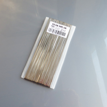 Hot Sale 100 Meters / Lot  328feet 1.80x0.16mm solar bus bar wire for PV Ribbon Tabbing wire
