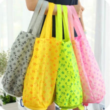 Fashion Cute Cartoon Foldable Reusable Eco Shopping Tote Bag Accessories Handbag