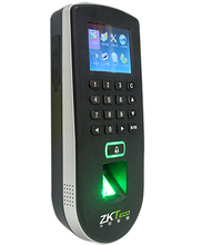 F19 Access Control Time Attendance Recognition ZKAccess3.5 Security System USB Fingerprint Scanner with SDK to replace F18(China)