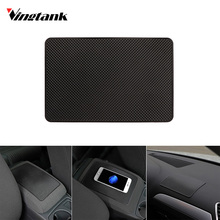 Universal Slim Silicon Car Anti-slip Pad Anti Slip Car Sticky Anti-Slip Dashboard Mat For Phone Coin Sunglass Holder