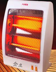 Golden heater household nbs-80a heater small sun 220V  400W/800W quartz heater<br>