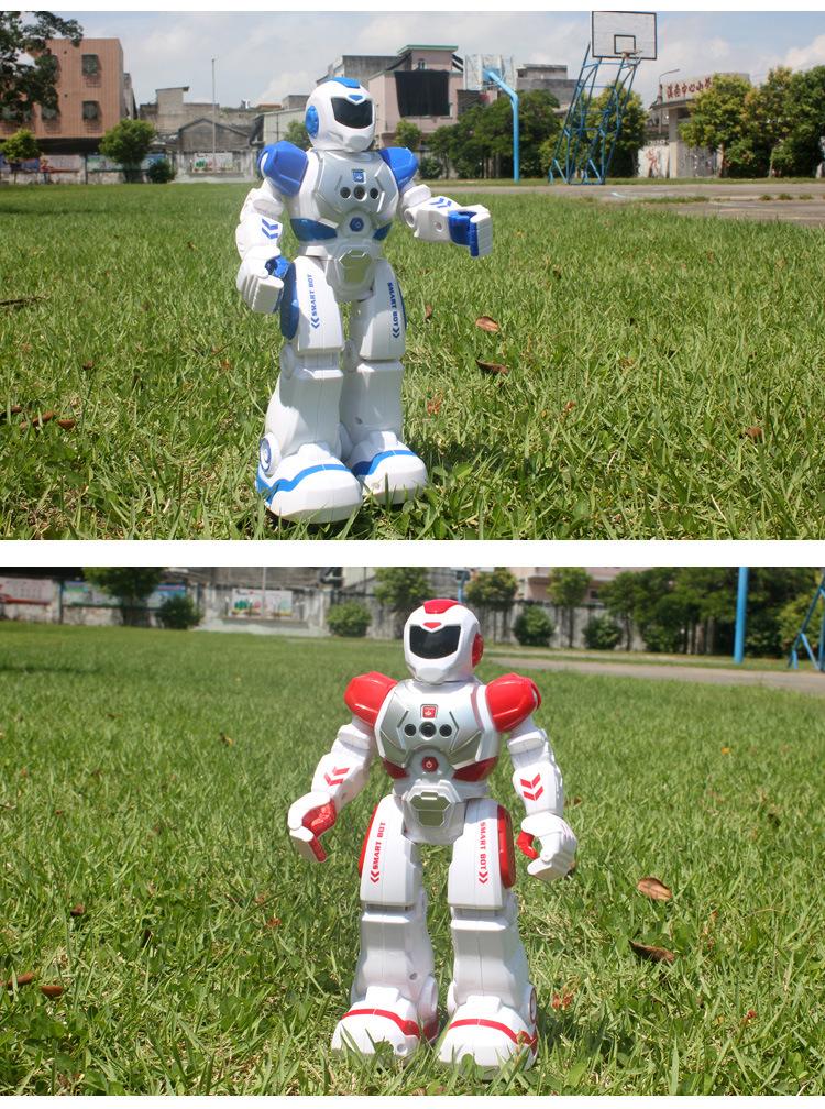 Puldiga juhitav robot