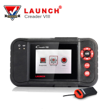 Launch Creader VIII ENG/AT/ABS/SRS EPB SAS Oil Service Light Resets Professional Auto Code Reader Supports 40 Car Brand Scanner