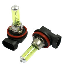 ZYHW Brand 2 Pcs 55W H11 3000K Amber Fog Light for car Driving Bulb