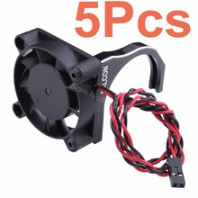 Buy 5Pcs Brushless 36MM Heatsink Cooling Fan 30x30mm / 40x40mm CNC DC 5V RC Model Car 540 550 3650 Size Electric Engine Motor for $35.20 in AliExpress store