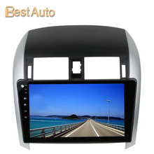 RAM 1G 10.1'' Super Big Flat Screen Android 5.1 Car Radio GPS Navigation Player for Toyota Corolla 2007-2011 No Canbus 4 Core(China)