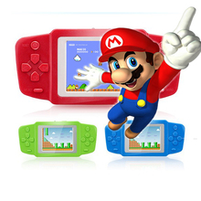 "for 8BT 8 Bit 2.5"" Inch Handheld Game Console Game Players Portable Video Game Retro Child Kid Toy Birthday Gifts Hot 268 Classi(China)"