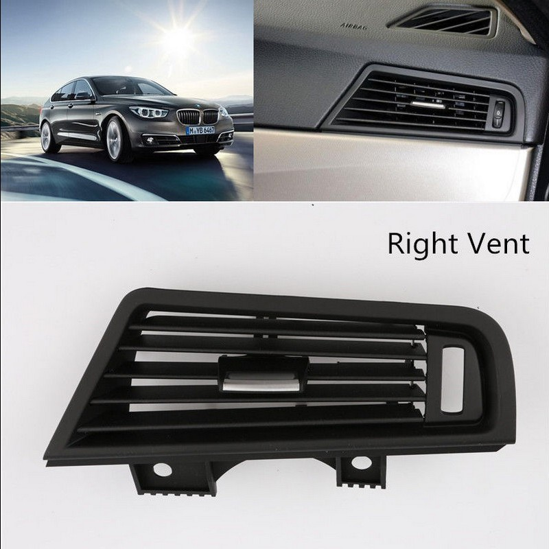 New For BMW 5 Series 520,523,525,528,535 Right Air Grill Vent Updated Version, Rear Interior Center wordwide free shipping <br>