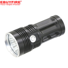 LED Flashlight sky KING 18650 Torch 3T6 7t6 10t6 11t6 XM-L T6 lamp 3-Mode led light