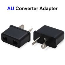 100pcs US EU To AU Plug Adapter America European To Australia Universal AC Travel Power Adapter Converter Outlet