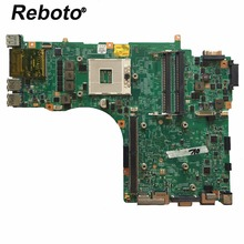 Reboto For MSI GT70 Laptop Motherboard Mainboard MS-17611 REV:1.1 DDR3 HM76 100% Tested Fast Ship(China)
