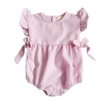 Buy Baby Rompers Summer Baby Girl Clothes Cute Newborn Baby Clothes Cotton Baby Girl Clothing Set Roupas Bebe Infant Jumpsuits for $7.07 in AliExpress store