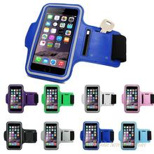 For iPhone 6 6s Plus 5.5 inch Outdoor Sport Running Arm Band Gym Wrist Strap Tune Belt Cover Holder phone case Cover