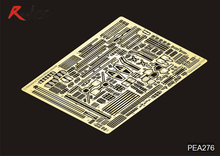 RealTS Voyager model PEA276 Elements for German Military personel 1 (GP)(China)