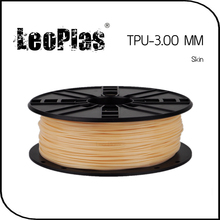 Worldwide Fast Delivery Manufacturer 3D Printer Material 1kg 2.2lb Soft 3mm Flexible Skin TPU Filament(China)
