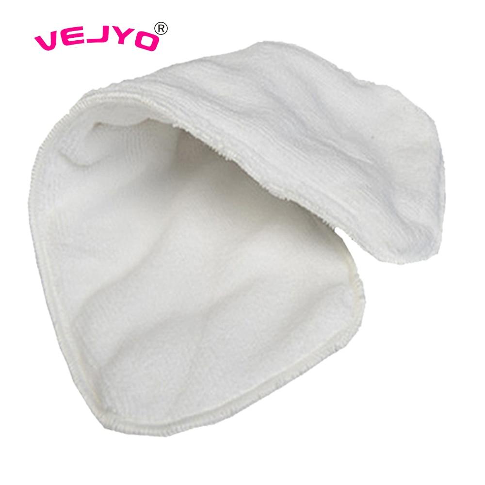 Reusable Healthy Nappy Inserts Liner Newborn Diaper Washable Cloth Microfiber