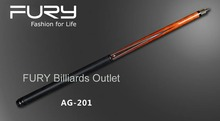 Fury Pool Cue Model AG-201 billiards cue stick 11.75mm / 12.75mm tip(optional)/ pool billiards stick(China)