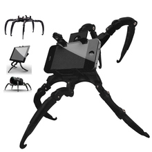 Universal Oneplus 5 Spider Phone Holder Back Seat Tablets Stand Flexible SLR Camera Tripod Holder For iPhone 6 7 plus 8 Redmi 4X