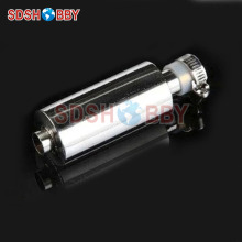 Buy Stainless Steel Muffler Length=107mm, Inner Dia. =14mm 23-35CC Gas. Engine &90A Nitro Engine/RC Boat Engine for $8.14 in AliExpress store