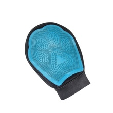 Small Large Dog Bath Brush Comb Pet Dog Grooming Pet Combs Cat Glove Mitt Dog Comfortable Puppy Washing Cheaning Tool