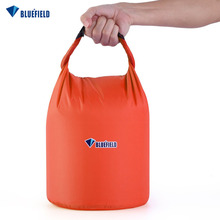 BLUEFIELD 10L/20L Outdoor swimming Waterproof Bag Camping Rafting Storage Dry Bag with Ajustable Strap Hook free shipping(China)