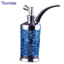 Vintage Hollow Out Astigmatism Hookah Hose Lights & Smoking Pipe Accessories Relief Double Metal Dual-use Narguile Bong Smoker(China)