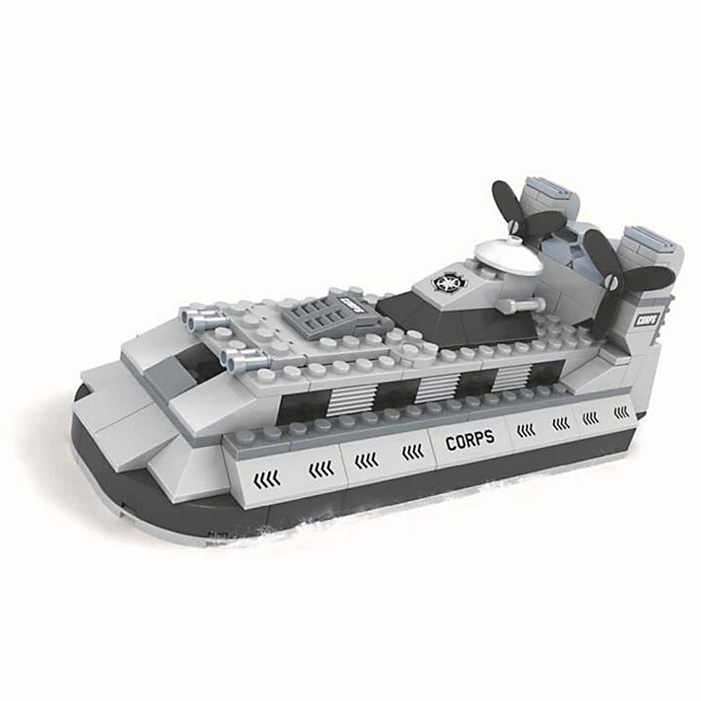149 piece Allied heroes with luxury navy hovercraft Action Minifigures Building Block Toys New Kids Gift Compatible with Lego<br><br>Aliexpress