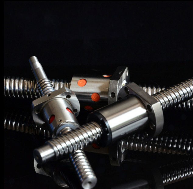 2Pcs/Lot! Ball screw SFU1610 set : ballscrew SFU1610 L650mm No End Machining +SFU1610 Ball Nut<br>
