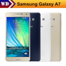 Unlocked Samsung Galaxy A7 Original Smart Phone A7000 Octa Core 2G RAM 16G ROM 13MP Camera 5.5Inch