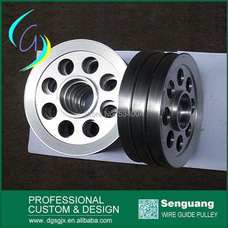 big diameter aluminium guide pulley<br><br>Aliexpress
