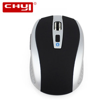 CHYI USB Wireless Mini Bluetooth Mouse 1600 DPI Optical Gaming Mause Computer Gaming Mice for Laptop Notebook PC Gamer(China)