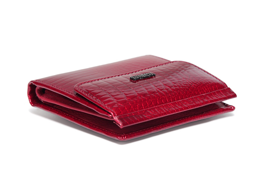 VICKAWEB Mini Wallet Women Genuine Leather Wallets Fashion Alligator Hasp Short Wallet Female Small Woman Wallets And Purses-AE209-015