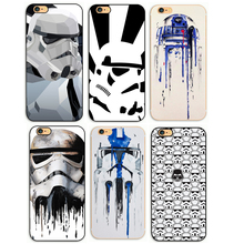 Top Seling Star Wars  Hard Plastic Phone Case Cover For iphone 4 4s 5 5s se 5c 6 6s plus 7 7plus