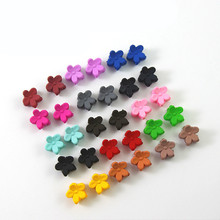 50pcs Fashion Women Girls Crab claw clip Hair accessories accessories gifts Hair clips Festive hairpins for women / baby parties(China)