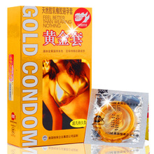 30pcs Special Condoms for men Gold lasting long delay Condom Gay Penis Sleeve condones latex adult sex toys for men(China)