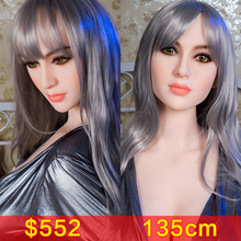 Lifelike Real Sex Doll, Top Quality Real Silicone Sex Dolls Big Breast Lifelike Love Doll Oral Vagina Adult Sexy Doll for Men(China)