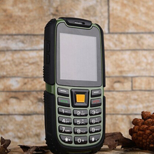 Original S6 Long standby GSM Senior old man outdoor IP68 Rugged Waterproof phone Russian Arabic Keyboard Dual sim B36 A8i a11