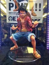 new one piece KING OF ARTIST Monkey D Luffy action figure toy model doll birthday gifts Brinquedo Collectible 20cm