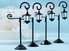 Buy Free 15pcs Streetlight Place Card Holder Wedding Decoration Party Birthday Engagement Babay shower favors centerpieces for $20.32 in AliExpress store