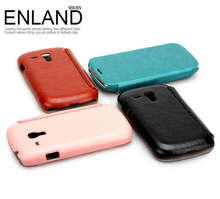 KLD EngLand Style Side Flip PU Leather Cover Case For Samsung Galaxy S3 III Mini I8190 New in box(China)
