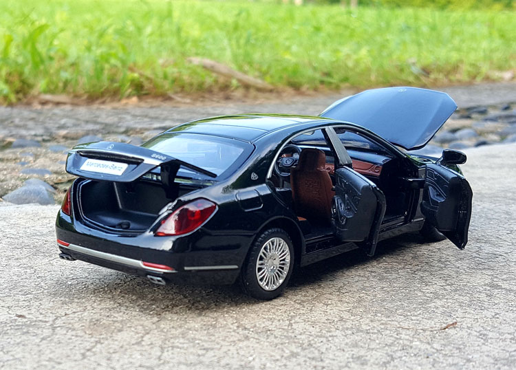 132 For TheBenz Maybach S600 (5)