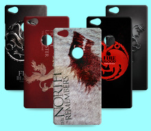 Ice and Fire Cover Relief Shell For ZTE Nubia Z11 Max Cool Game of Thrones Phone Cases For NUBIA Z11 Mini S NX529j